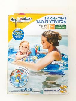 Swim School Baby and Me Activity Float One Size 6 - 18 Month