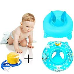 Inflatable Baby Float for Kids Toddler Infant, Safety Seat B