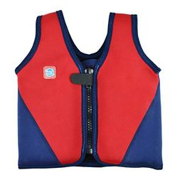 Splash About Childs Swim Vest Red/navy