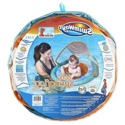 Swim Ways Baby Spring Float Sun Canopy Ages 9-24 Months 50+