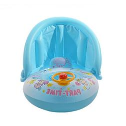Coohole Swimming Baby Inflatable 2 Ring Swimming Ring Kids F