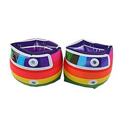 George Jimmy Swimming Equiepment Swim Arm Ring Armbands for