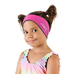 AqtivAqua Swimming Headband ~ Ear Protection Band || Keep Ea
