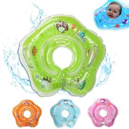 Swimming Baby Infant Swimming Pool Bath Neck Floating Inflat