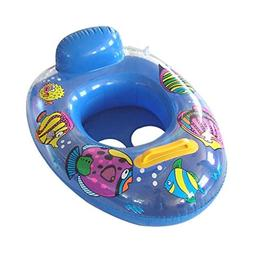 Forfar Baby Swimming Ring Swim Boat Toy Swimming Seat Ring I