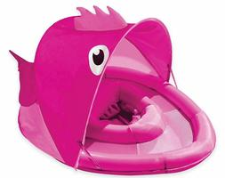 swimschool baby float fun fish swimming pool