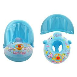 toddler paddling pool 2 ring