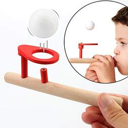 BrawljRORty Toys, Baby Wooden Blow Toy Hobbies Outdoor Funny