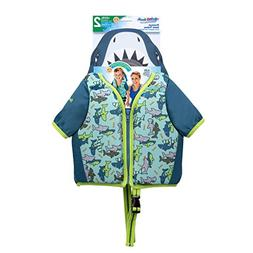 SwimSchool Premium Swim Trainer Vest with Buoyancy Collar &