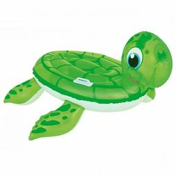 Bestway Turtle Ride-On Swimming Raft Lounge Kids Pool Floati