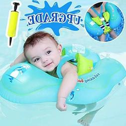 【Upgrade】Baby Swimming Float Ring - Baby Spring Floats S
