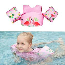 US Kid Floaties Flamingo Baby Floats for Pool Infant Toddler