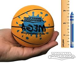 "Wave Runner Water Skipping Ball Basketball Style 3.5"" Advanc"