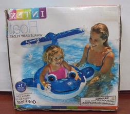 Intex Whale baby float Inflatable Baby Sit On Pool Party Wha